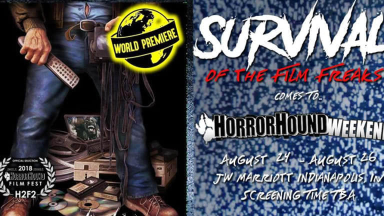Fun Size Horror Interview with the Filmmakers of 'SURVIVAL OF THE FILM FREAKS'