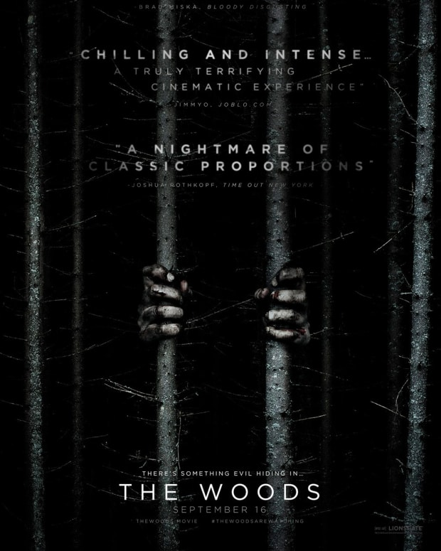 The Woods feature horror film