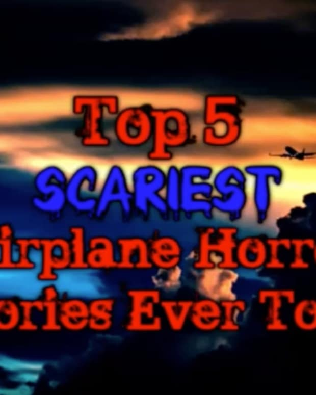 airplane horror stories