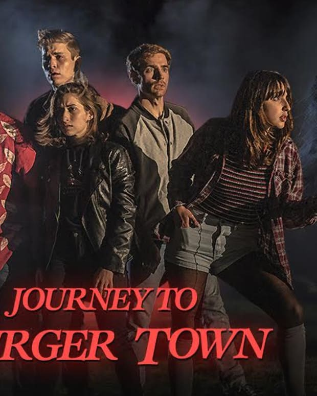 Journey to Burger Town